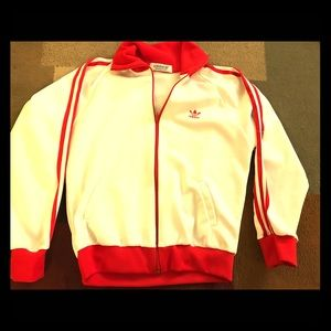 Vintage Adidas Super Retro Jacket! Size Medium M.